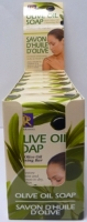 Daggett & Ramsdell Olive Oil Soap Disply