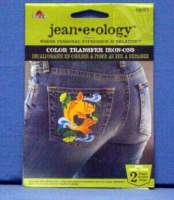 Jeaneology Color Transfer - Koi Fish