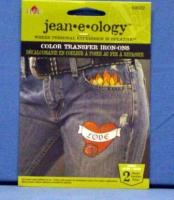 Jeaneology Color Transfer - Sacred Heart