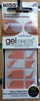 Kiss Gel Nail Dress Cold Springs GPD10C