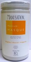 Mani Station Ginseng, Grapefruit, Lemon Hand Masque