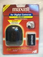 Maxell - Batteries for Digital Camera - Fits Nikon
