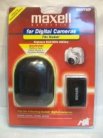 Maxell - Batteries for Digital Camera - Fits Kodak