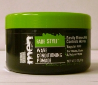Ultra Sheen Men Fade Style Wave Conditioning Pomade