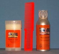 Rumble Boys High Voltage Foam & Shark w/Comb