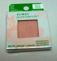 Almay Pure Blends Eyeshadow - Petal # 210