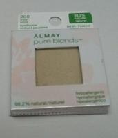 Almay Pure Blends Eyeshadow - Ivory # 200