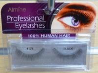 Almine Eyelashes: Black