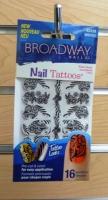 Brodway Nail Tatoos BNST03