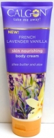Calgon Body Cream: French Lavender Vanilla