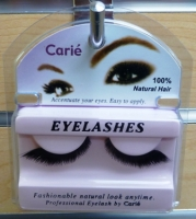 Claire Eyelashes: Black