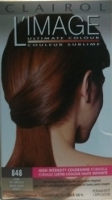 Clairol L'Image Ultimate Colour Dark Red Brown #848