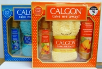 Colgon Asst. 3pc Gift Set w/ Socks Ticketed
