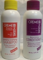 Creme of Nature Trial Size Assorted Shampoo & Conditioner