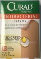 Curad Antibacterial Plastic  Bandages