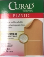 Curad  Plastic  Bandages