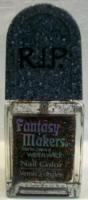 Fantasy Makers Black Magic Nail Polish #11137