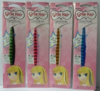 Fing'rs Girlie Feather Like Hair Assorted #32517-001