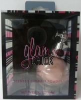 Glam Chick Shimmer Powder  Vanilla Scented Asst. Colors