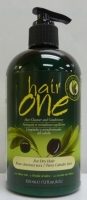 Hair One Hair Cleanser & Conditioner w/ Olive Oil