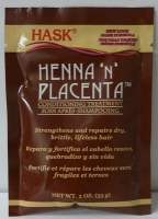 Hask Henna N Placenta Conditioning Treatment 2oz (repack)