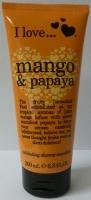 I love...Mango & Papaya Exfoliating Shower Smoothie