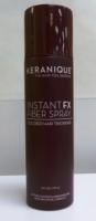 Keranique Instant FX Fiber Spray Black