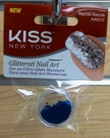 Kiss Glitterati Nail Art RAZZLE DAZZLE NAG12