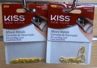 Kiss Mixed Metals Reflections NAF04 Assorted