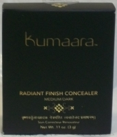 Kumaara Radiant Finish Concealer - Med/Dark #2204