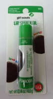 Lip Smacker Girl Scouts Thin Mint Cookie Flavor