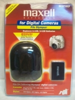Maxell - Batteries for Digital Camera - Fits Olympus