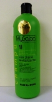 MySalon Shampoo with Vegetable Extracts