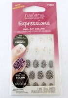 Nailene Designer Collection  Expressions Nail Art Gellies #71661