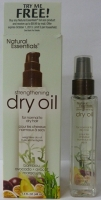 Natural Essentials #21101B Strengthening Dry Oil 1.5 oz