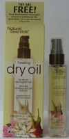 Natural Essentials #21105B Healing Dry Oil 1.5 oz