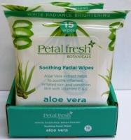 Petal Fresh Smoothing Facial Aloe Wipes