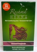 Reshama Henna Natural: Burgandy