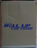 Roll Up Car Cover X-Large