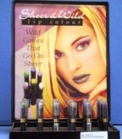 Sheer & Wild Lip Color Display