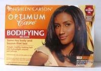 SoftSheen Carson Optimum Care Bodifying Relaxer Kit