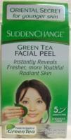 Sudden Change Green Tea Facial Peel