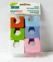 Trim Neatfeet Single Toe Separators