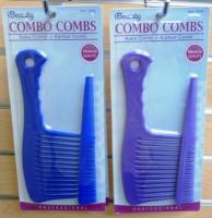 i Combo Comb Rake Comb + Barber Comb