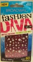 Broadway Fashion Diva Nail Art